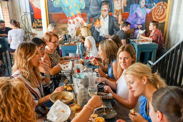 City Secrets Foodie Adventure Tour