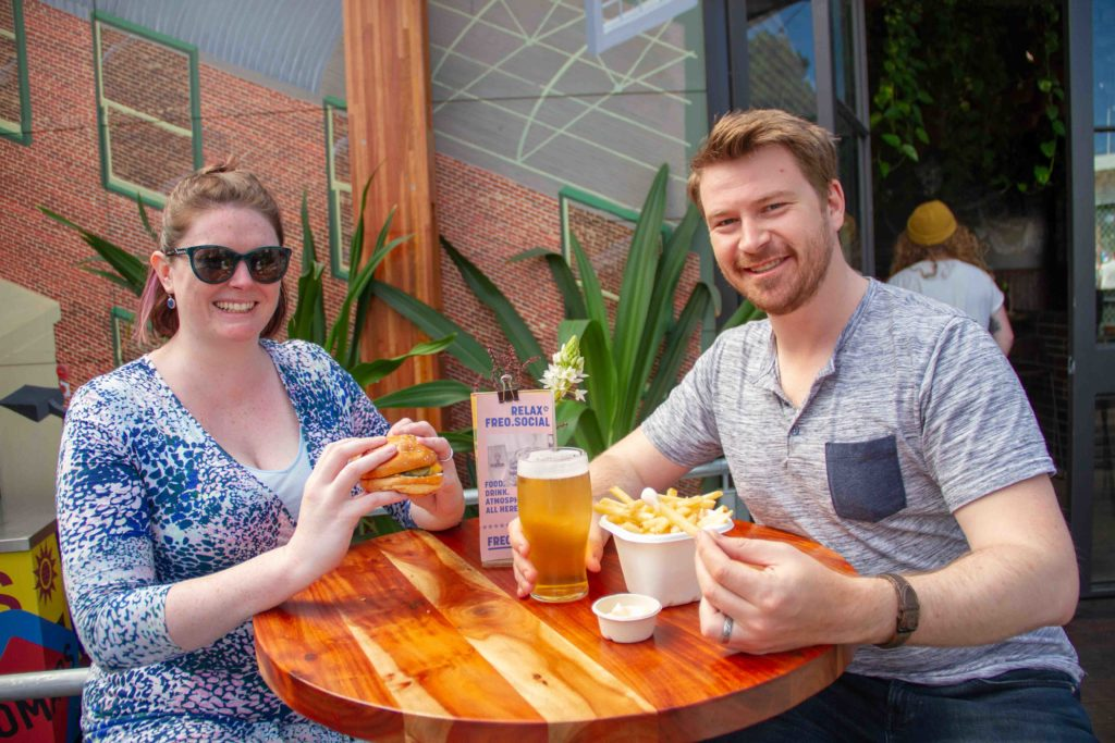 Craft Beer, Burgers & BBQ Tour in Fremantle